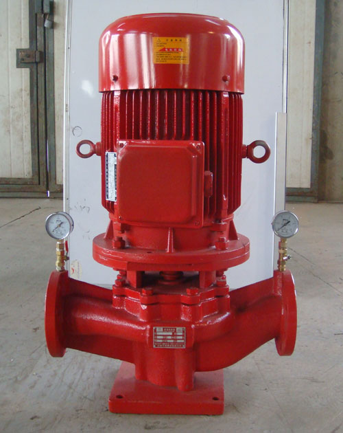 XBD系列管道消防泵